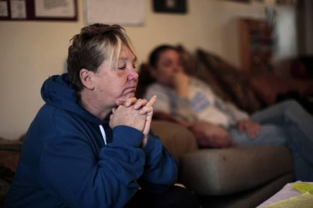 No holidays or parades for homeless women veterans