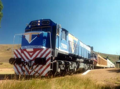 Declaran de interés público el Ferrocarril Transpatagónico