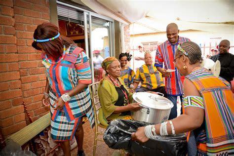 a Traditional Venda & Sotho Wedding » Francois van Zyl