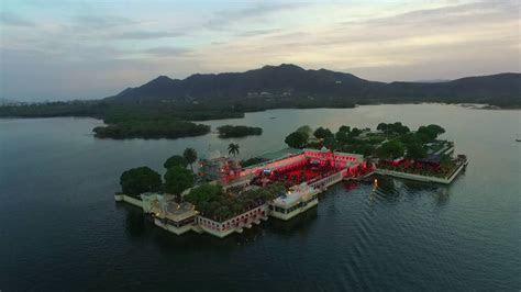 Cost of Wedding at Jagmandir Palace, Udaipur