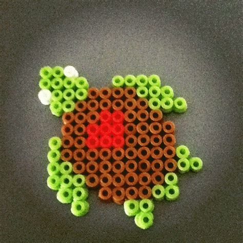115pcs Perler Beads Turtle Bracelet Fuse Beads Kit