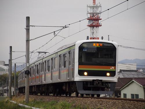 Hachiko Line Type-209