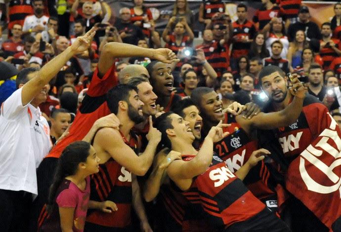 Flamengo copa intercontinental de Basquete (Foto: André Durão)