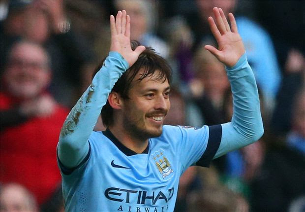 David Silva: Smaller sides are more difficult to beat