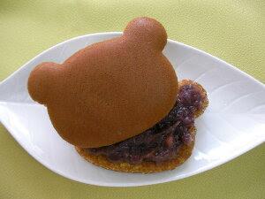 和菓子のリラックマシリーズに新しい仲間が増えました♪リラックマどらやき(メープルどら焼き)
