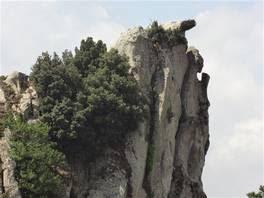 I megaliti dell Argimusco - Montal: La donna in preghiera