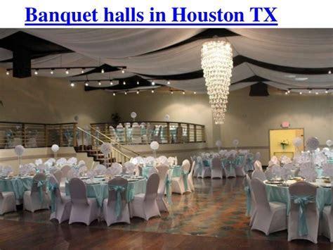 Banquet halls in houston tx