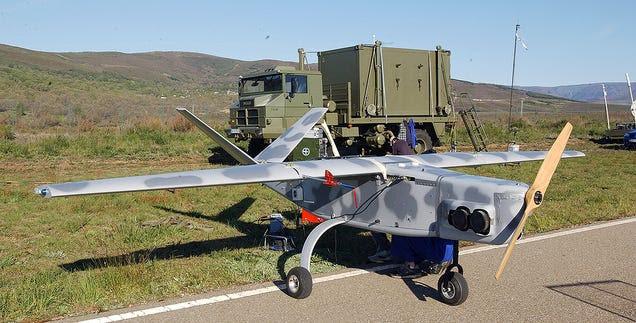 Cómo son y para qué se usarán los nuevos drones del ejército español