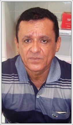 Ex-prefeito de Conceição do Lago Açu, Fernando Luis Maciel Carvalho