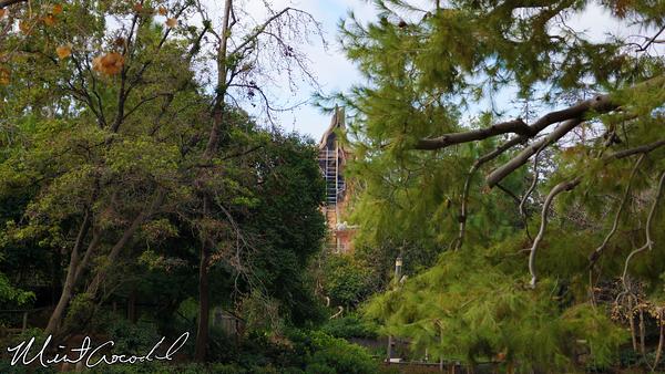 Disneyland Resort, Disneyland, Splash Mountain, Refurbishment, Refurb
