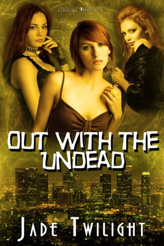 Out With the Undead Book Cover