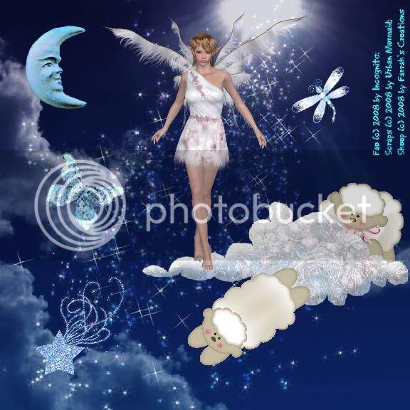 Fairies,Night