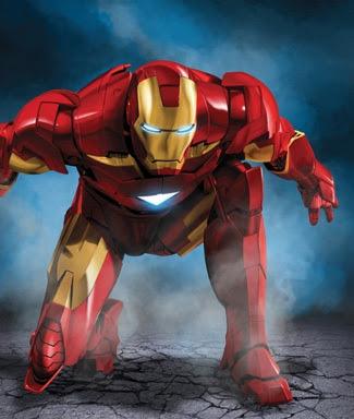 Teknologi Super The Avengers