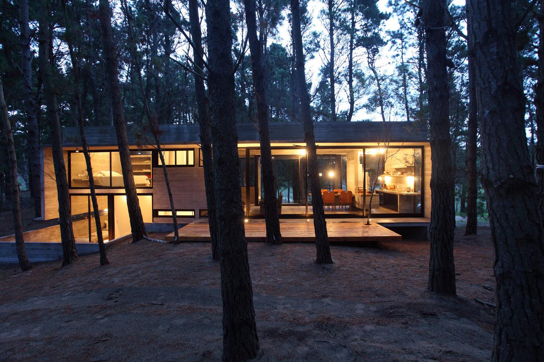 Casa Cher, BAK Arquitectos, arquitectura, casas