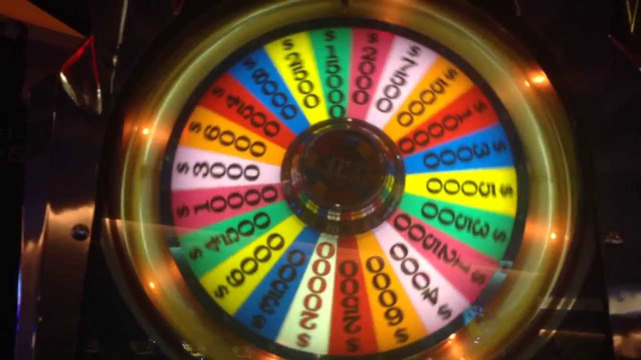 Slot wheel of fortune