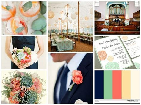 coral and navy vs. mint and navy   Google Search   Wedding