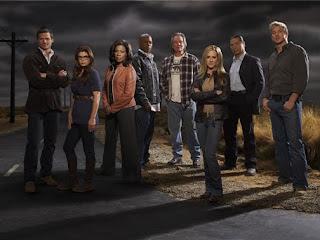 The Cast of Saving Grace