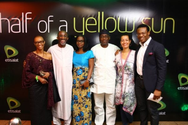 Etisalat Half of A Yellow Sun Premiere - BellaNaija - April2014020
