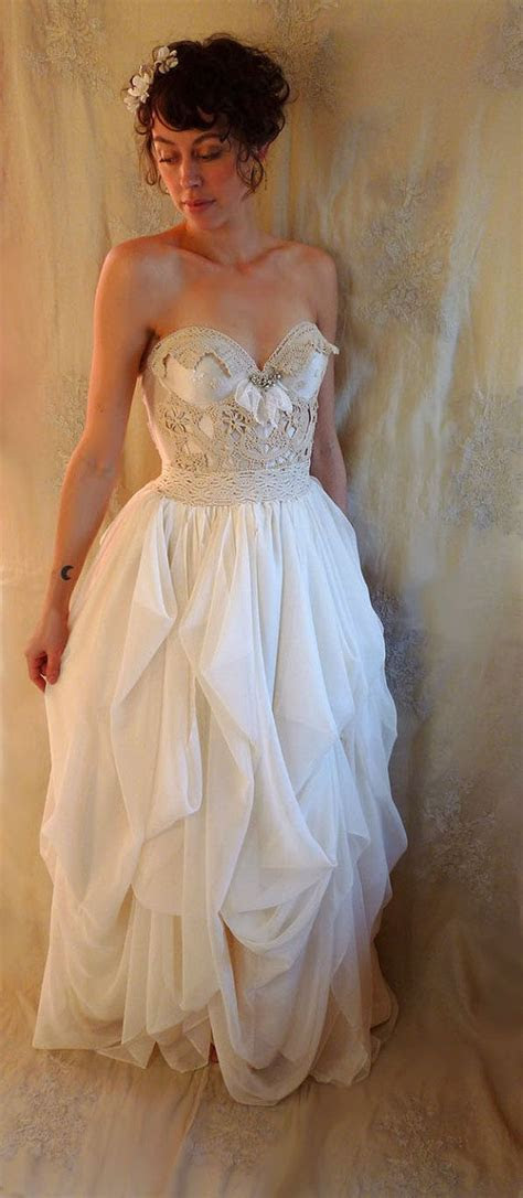Best 25  Fairy wedding dress ideas only on Pinterest