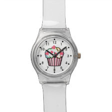 Cupcake Love Watch