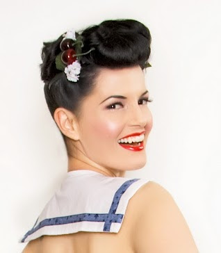 Frisur Damen Rockabilly Damenfrisuren