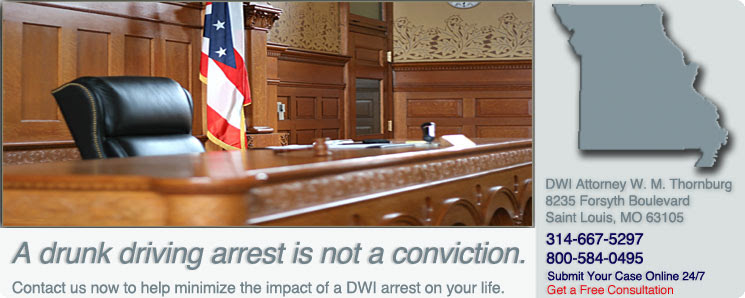 Missouri DWI Defense Lawyer : St. Louis, MO : Free ...