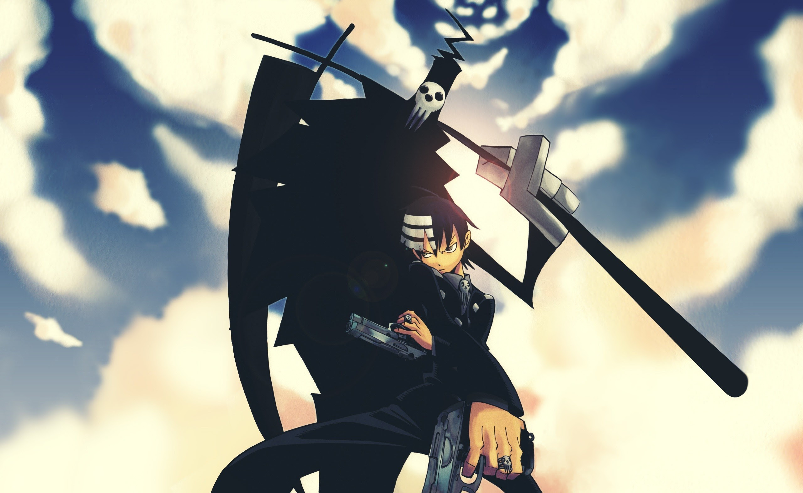 Soul Eater Death The Kid Wallpapers Hd Desktop And Mobile