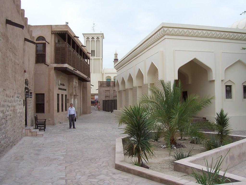 Dubai, old town