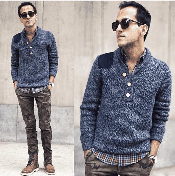 Looks Hipster moda para Guys (11)