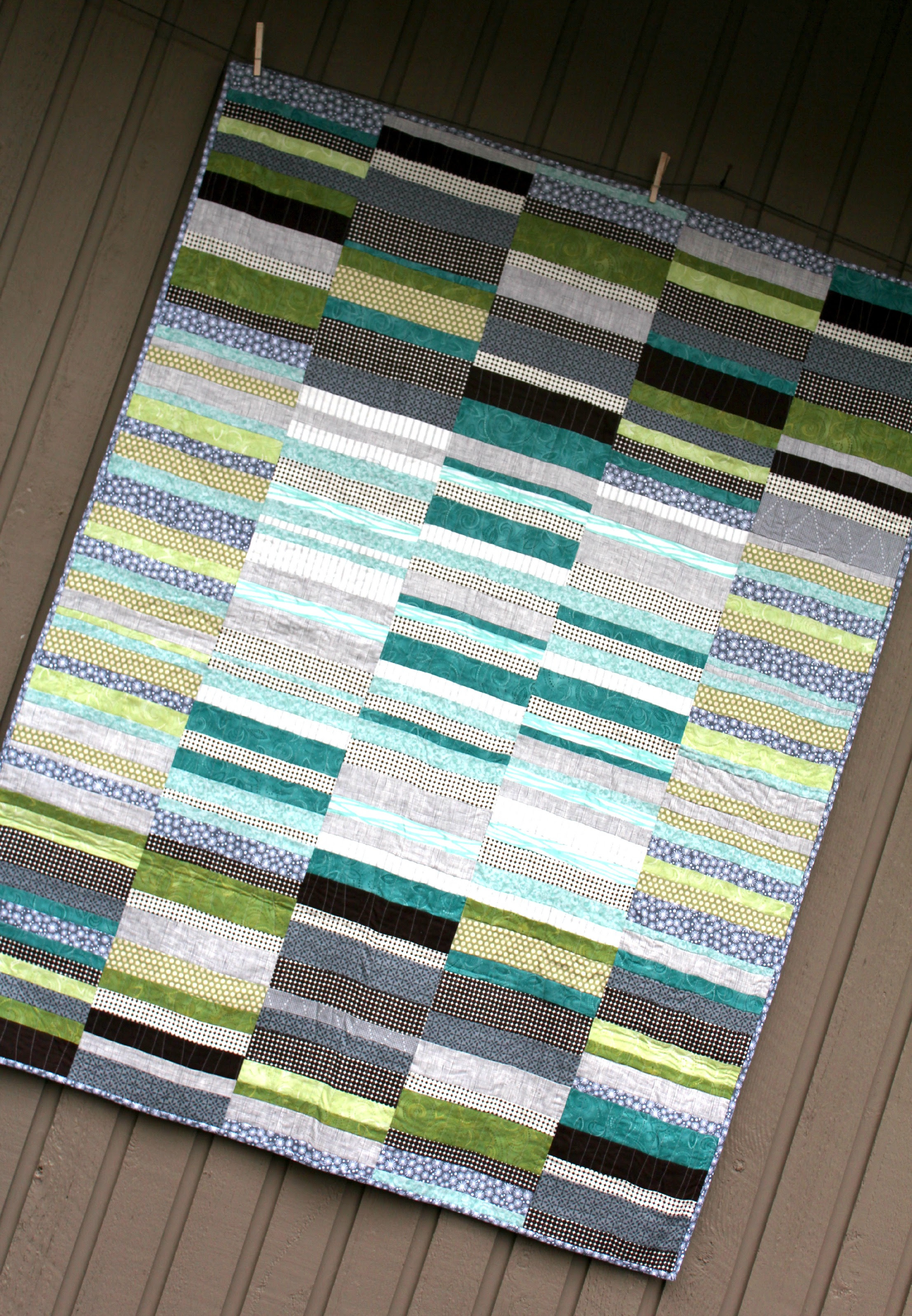 A Maisy Quilt