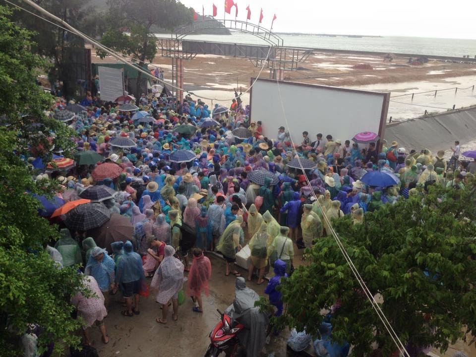 Hình ảnh Gặp bão, khách bị ép trả phòng ở Cô Tô: Chủ khách sạn lên tiếng số 5