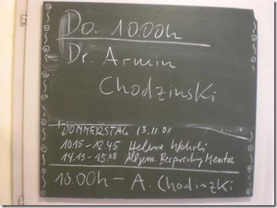 Armin Chodzinski an der HSLU