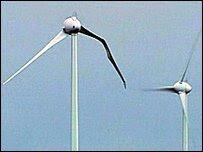 Wind turbine Conisholme