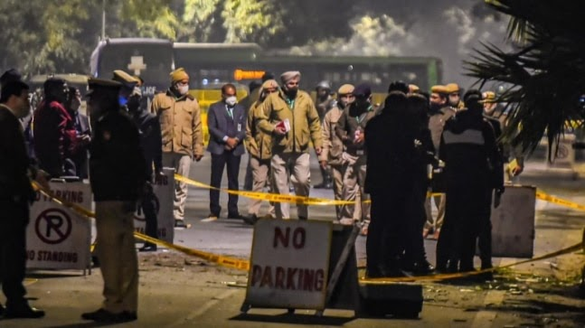 Iranian hand suspected in blast outside Israel embassy in Delhi, letter says it's a 'trailer' https://ift.tt/39w90rR