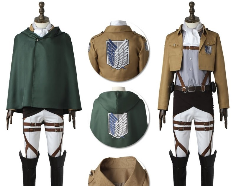 Attack On Titan Survey Corps Cape