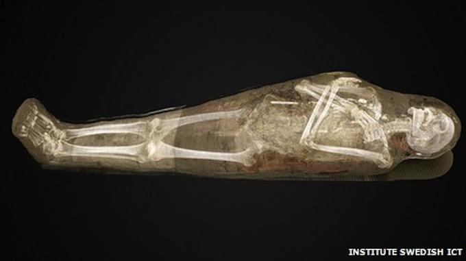 xác ướp, bên trong, công nghệ, kỹ thuật, số hóa, quan tài, Ai Cập
