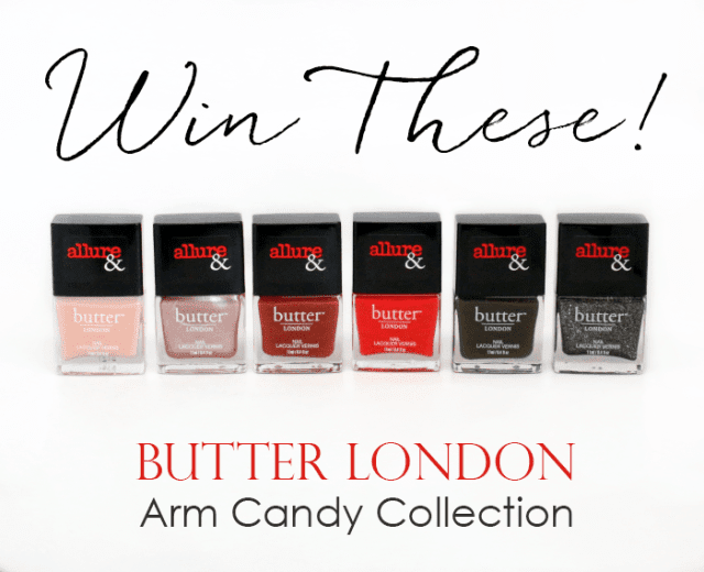 Win Butter London