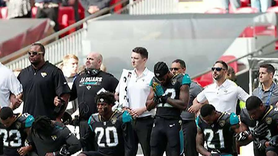 Sportscaster Jim Gray says the president's words have galvanized the players and the coaches