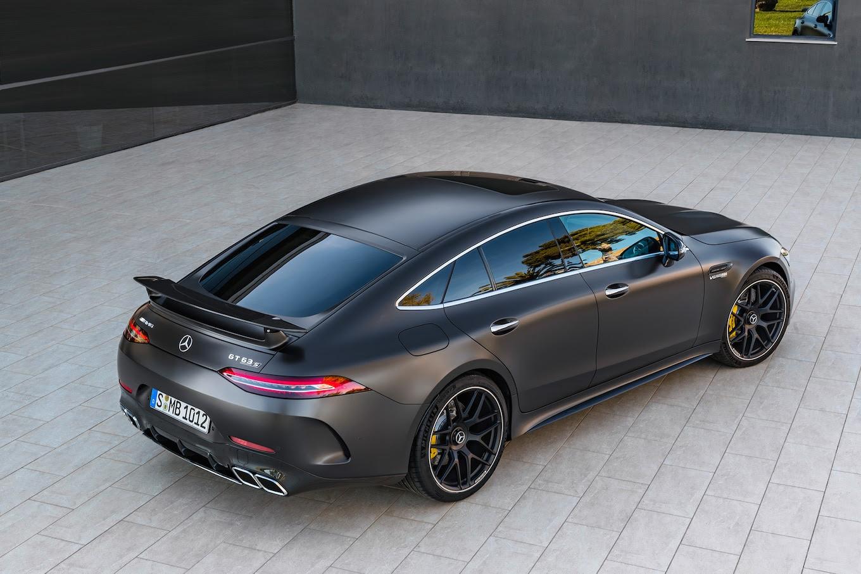 2019 Mercedes AMG GT 63 S 32 - Motor Trend