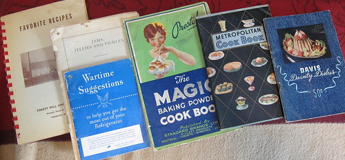 Old Canadian Cook Books