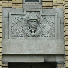 Police & Fire Station No 11, Montreal