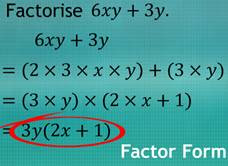 Get to know about Factorisation (Ncert / Cbse Solutions & Revision Notes), Chapter Summary, CBSE / NCERT Revision Notes, CBSE NCERT Class VIII (8th) | Mathematics, CBSE NCERT Solved Question Answer, CBSE NCERT Solution.