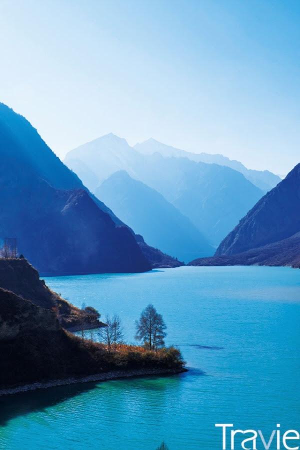 주자이거우 九寨溝-해발 3,500m 위에 감춰진 블루 판타지