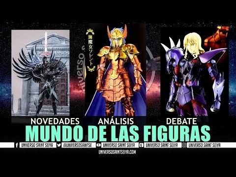 10x10 MUNDO DE LAS FIGURAS SAINT SEIYA (Novedades, Análisis y Debate )