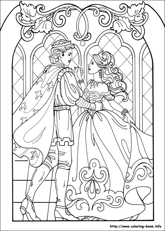 Princess Coloring Pages For Adults - Coloring And Drawing