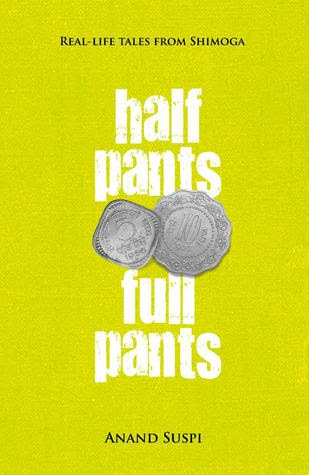 Anand Suspi, author of 'Half pants full pants', speaks to Sanchita Sen