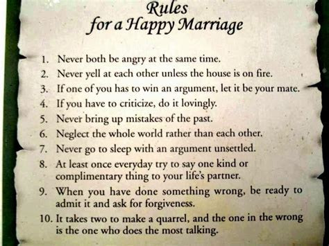 10 Rules for a Happy Marriage   Multimatrimony   Tamil