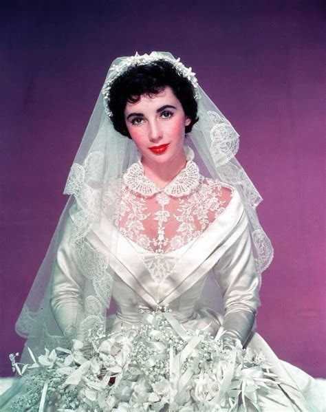 Elizabeth Taylor   Father of the Bride ( 1950 )   Wedding