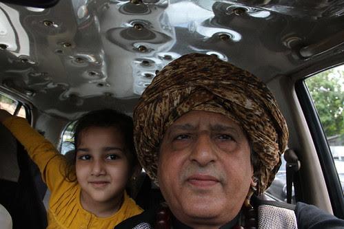 Marziya Shakir And I Go To Meet Mr Shreekanth Malushte At Rani Bagh by firoze shakir photographerno1
