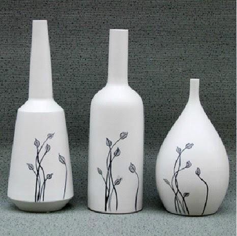 Home Decor Ceramic Vases - China Porcelain Vase,Flower Vase